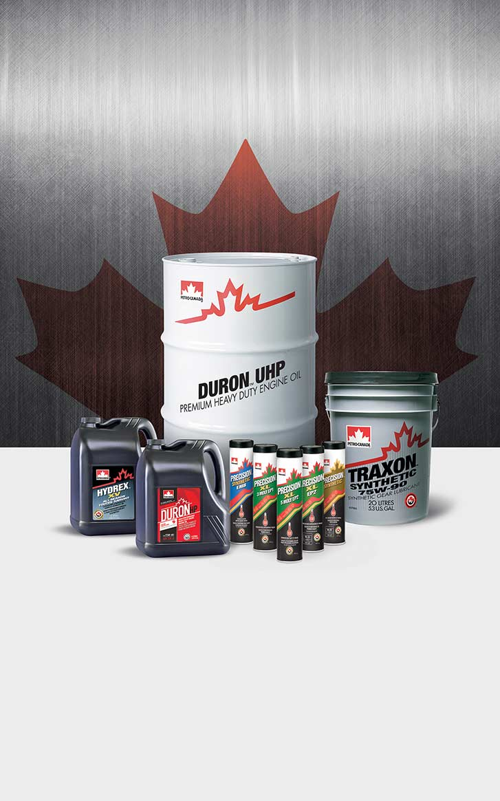 HYDREX™ Hydraulic Fluids | Our Products | Petro-Canada
