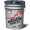 Heavy Duty Synthetic BLEND ATF
