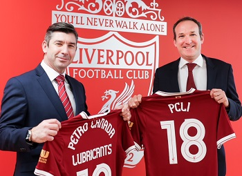 Liverpool FC & Petro-Canada Lubricants Signing