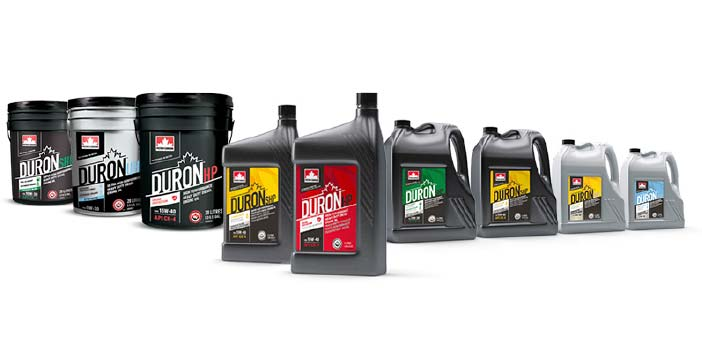 News: Petro-Canada Lubricants Reveals New DURON Product Line