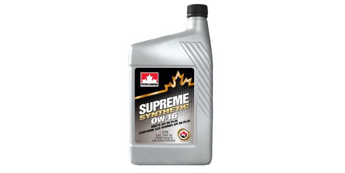 Lance Supreme Canada Moteur ActualitésLubrifiants L'huile Petro 08NOnvmw